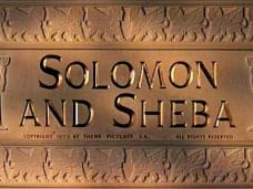 Solomon and Sheba (1959) opening credits (4)