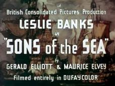Sons of the Sea (1939) opening credits (2)
