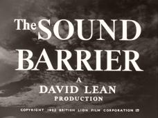 The Sound Barrier (1952) opening credits (2)