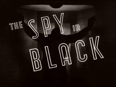 The Spy in Black (1939) opening credits (2)