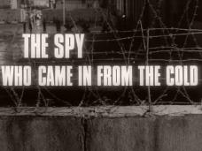 The Spy Who Came in from the Cold (1965) opening credits
