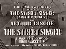 The Street Singer (1937) opening credits