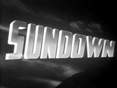 Main title from Sundown (1941) (2)