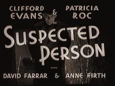 Main title from Suspected Person (1942)