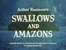 Swallows and Amazons (1974) opening credits