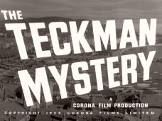 The Teckman Mystery (1954) opening credits (4)