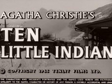 Ten Little Indians (1965) opening credits (1)