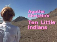 Ten Little Indians (1974) opening credits
