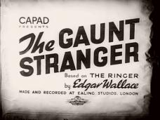 The Gaunt Stranger (1939) opening credits