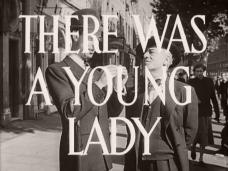 There Was a Young Lady (1953) opening credits (3)