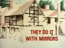 Main title from the 1991 episode of Agatha Christie's Miss Marple (1984–92), They Do It with Mirrors (1991) (2)