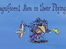 Those Magnificent Men in Their Flying Machines (1965) opening credits