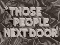 Main title from Those People Next Door (1953) (4)