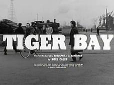 Tiger Bay (1959) opening credits