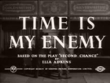 Time Is My Enemy (1954) opening credits (4)