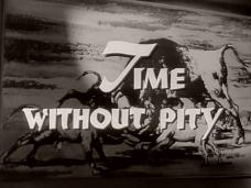 Time Without Pity (1957) opening credits (3)