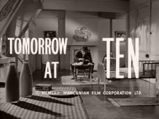 Main title from Tomorrow at Ten (1963) (4)