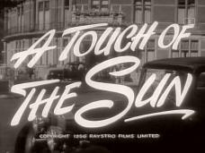 A Touch of the Sun (1956) opening credits (4)