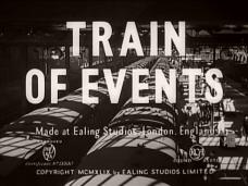 Train of Events (1949) opening credits