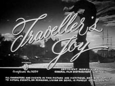 Traveller's Joy (1950) opening credits (5)