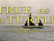 True as a Turtle (1957) opening credits (4)