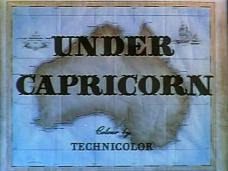 Under Capricorn (1949) opening credits