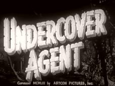 Counterspy (1953) opening credits (3) [as Undercover Agent]