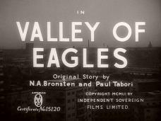 Valley of Eagles (1951) opening credits (3)