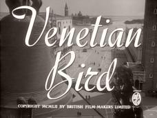Venetian Bird (1952) opening credits (4)