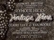 Vintage Wine (1935) opening credits (1)