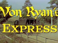 Von Ryan's Express (1965) opening credits
