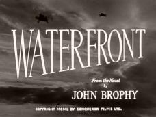 Waterfront (1950) opening credits (3)