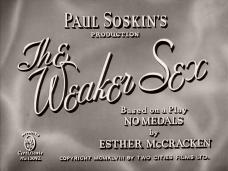 The Weaker Sex (1948) opening credits (4)
