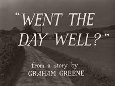 Went the Day Well? (1942) opening credits (2)