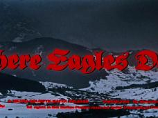 Where Eagles Dare (1968) opening credits