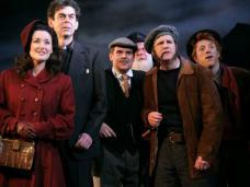 The cast of Whisky Galore a Musical!, during the 2009 run at the Pitlochry Theatre, Scotland