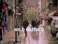 Wild Geese II (1985) opening credits (10)