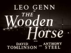 The Wooden Horse (1950) opening credits