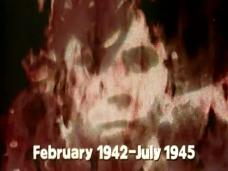 Main title from the 1974 'Pacific' episode of The World at War (1973-1974) (2). February 1942 – July 1945