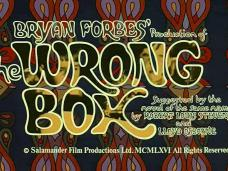The Wrong Box (1966) opening credits (3)