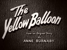 The Yellow Balloon (1953) opening credits