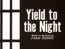 Yield to the Night (1956) opening credits (5)
