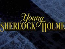 Main title from Young Sherlock Holmes (1985) (2)