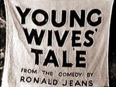 Young Wives' Tale (1951) opening credits