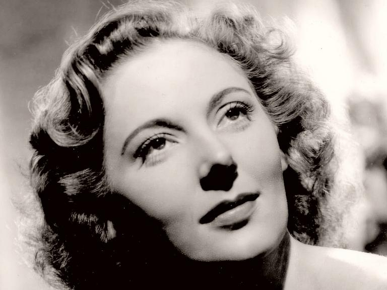British actress, Kathleen Byron