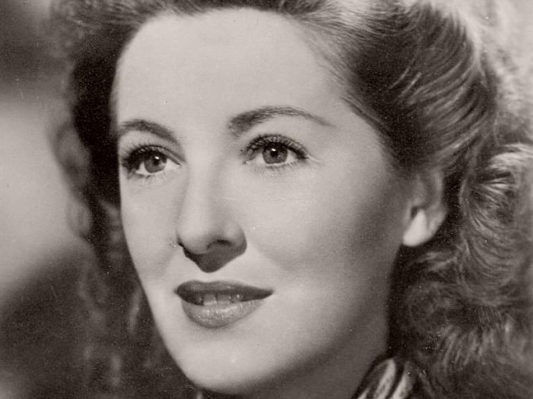 Photograph of British actress, Kay Walsh (1)