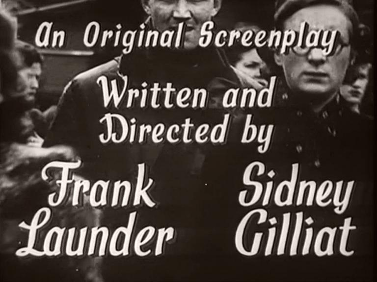 Main title from Millions Like Us (1943) (7)