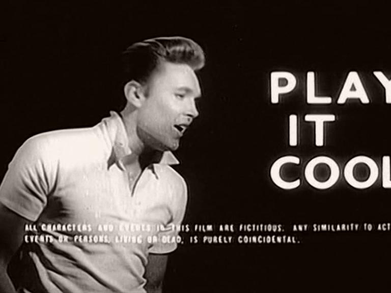 Main title from Play It Cool (1962) (8)