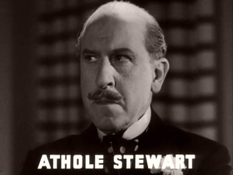 Main title from The Tenth Man (1936) featuring Athole Stewart