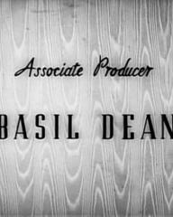 Main title from 21 Days (1940) (3).  Associate Producer Basil Dean
